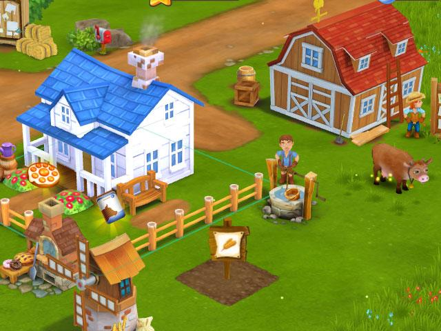 Farm Days gameplay