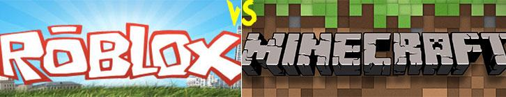Roblox vs Minecraft preview image