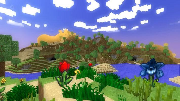 Games like Minecraft: Blockworld