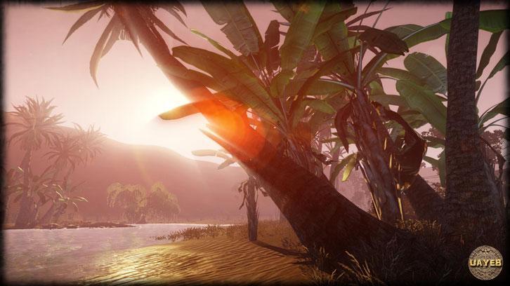 UAYEB: Stunning graphics