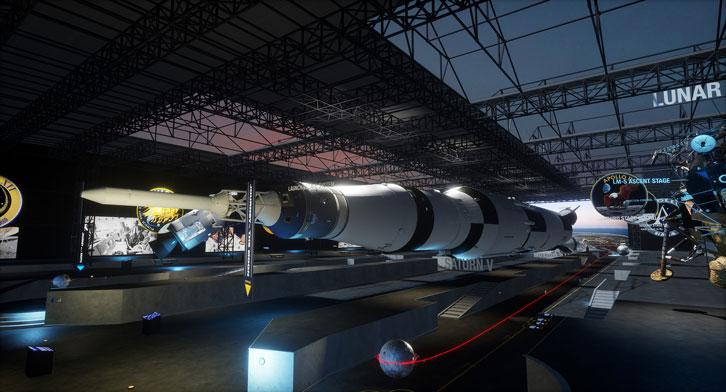 Apollo Museum by LOOT Interactive