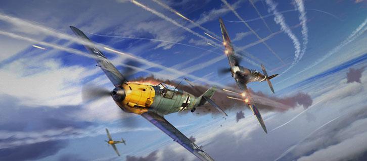 War Thunder: Immersive gameplay
