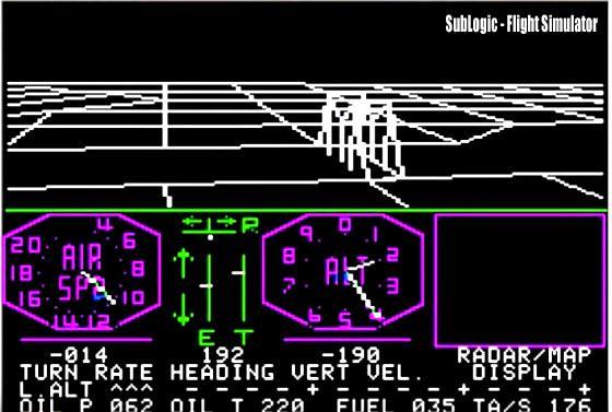 SubLogic Flight Simulator