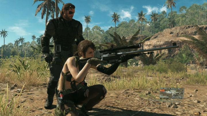Would doesn't want a Metal Gear Battle Royale?