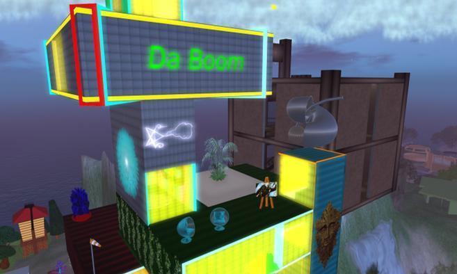 2002 - Da Boom in Second Life