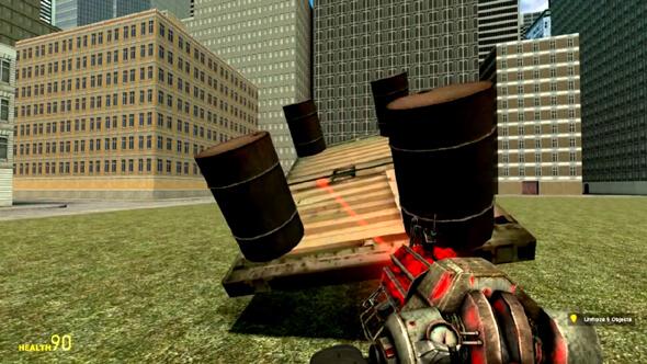 Gmod Physics Gun