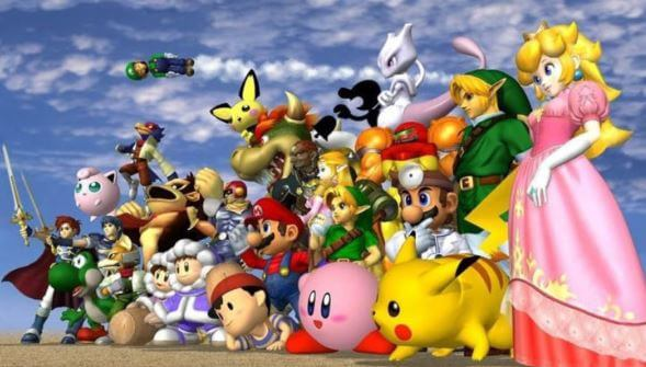 Is Super Smash Bros getting a release date soon?