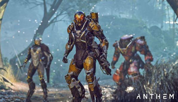 Anthem, EA's new IP