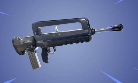 Famas rifle in Fortniite