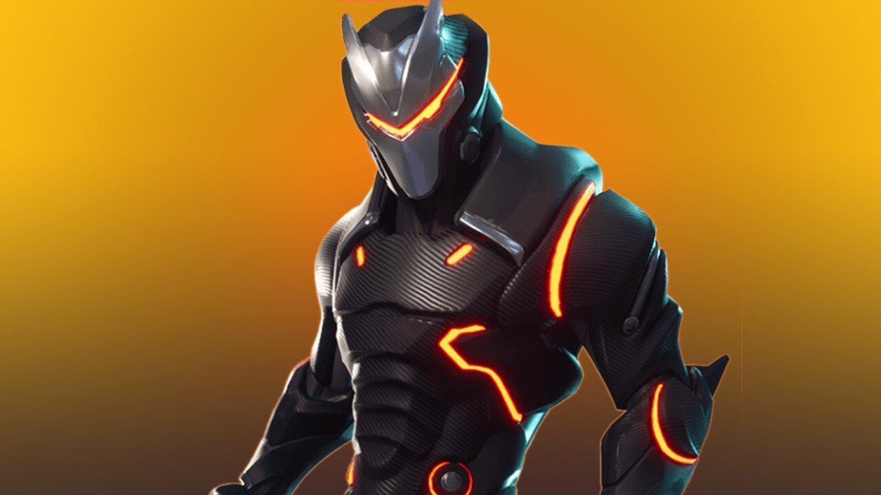 Omega full skin Fortnite