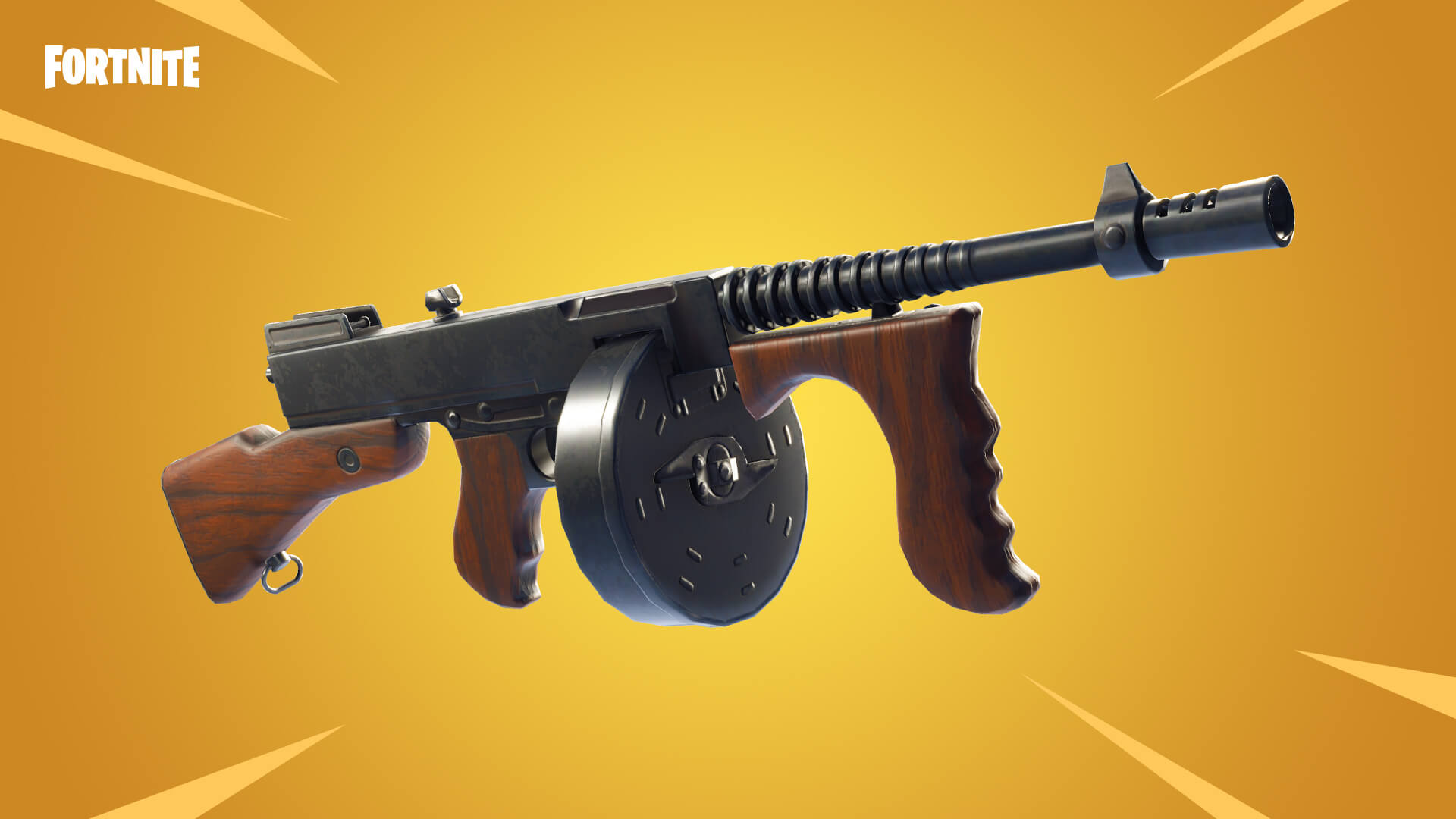 Drum gun Fortnite