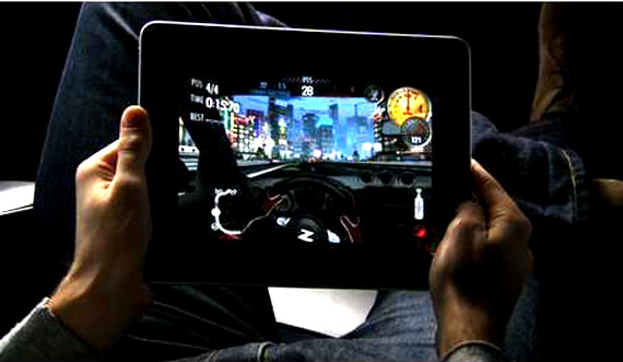 AR Game Tablet