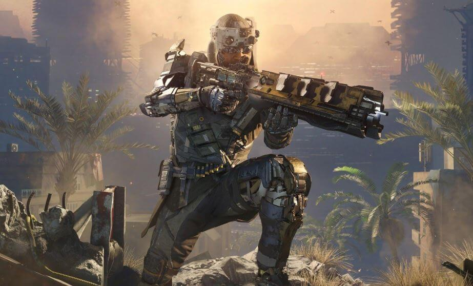Call of Duty: Black Ops 4 will still have a futuristic theme and a battle royale