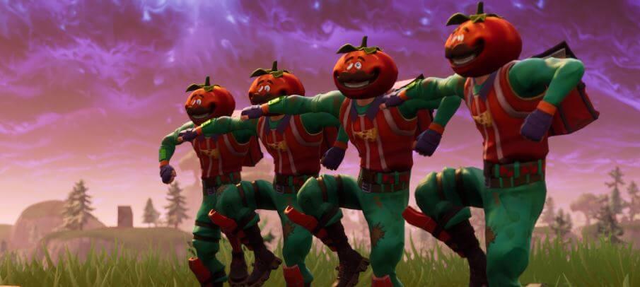 Tomato head squad