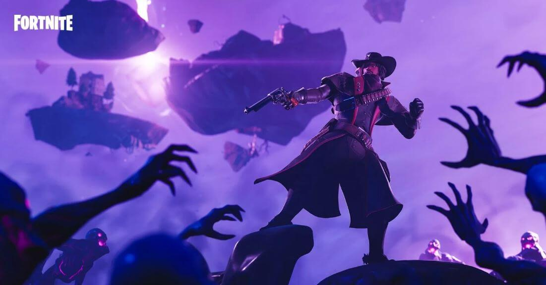 Fortnitemares this Epic's newest event for the prized-project