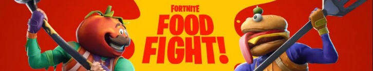 WWGDB - Fortnite Food Fight and 5 Reasons Why the Glider Redeploy is a Terrible Idea