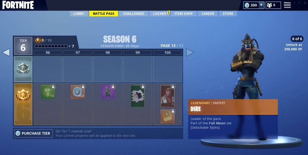 The battle pass is an excellent microtransaction model