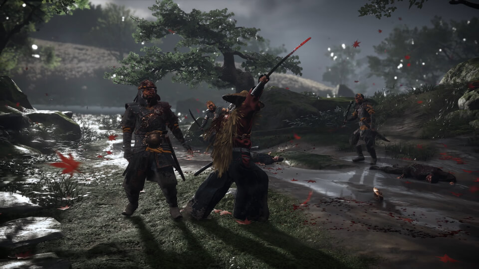 Fighting the Mongols in Ghost of Tsushima