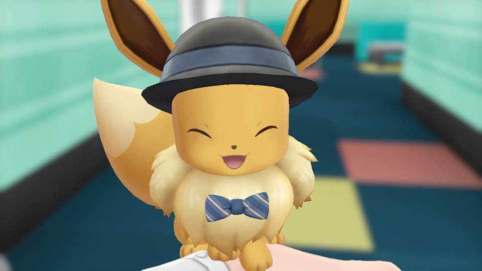 Eevee in Pokemon Let's Go. Will it be on Generation 8?