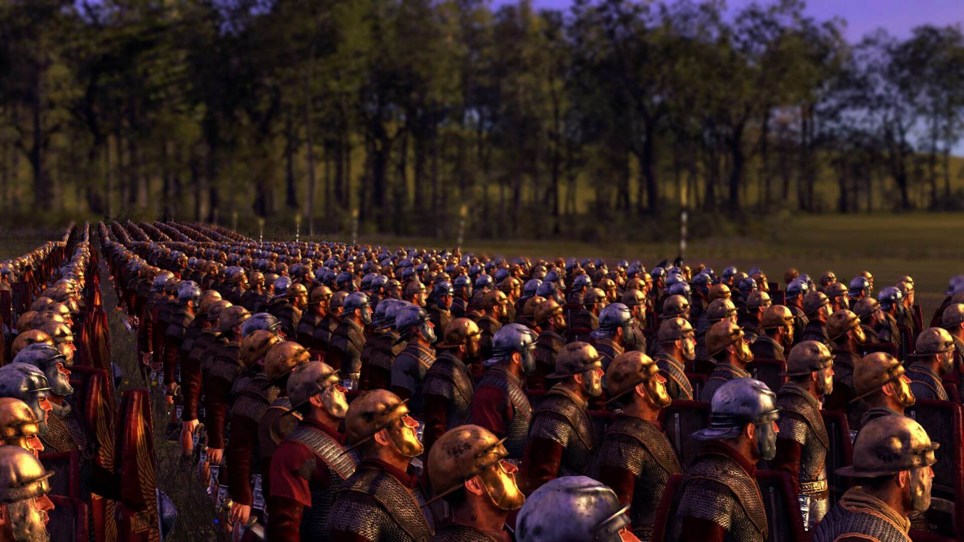 A Roman Empire-themed battle royale would be fantastic