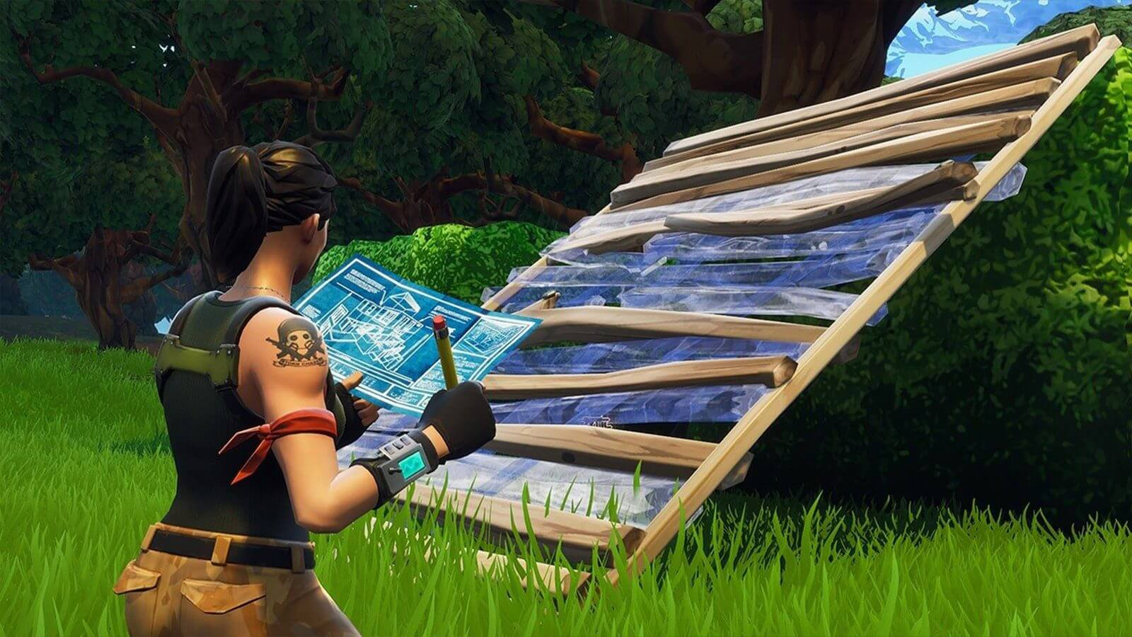 Fortnite needs to find a way to address the skill gap