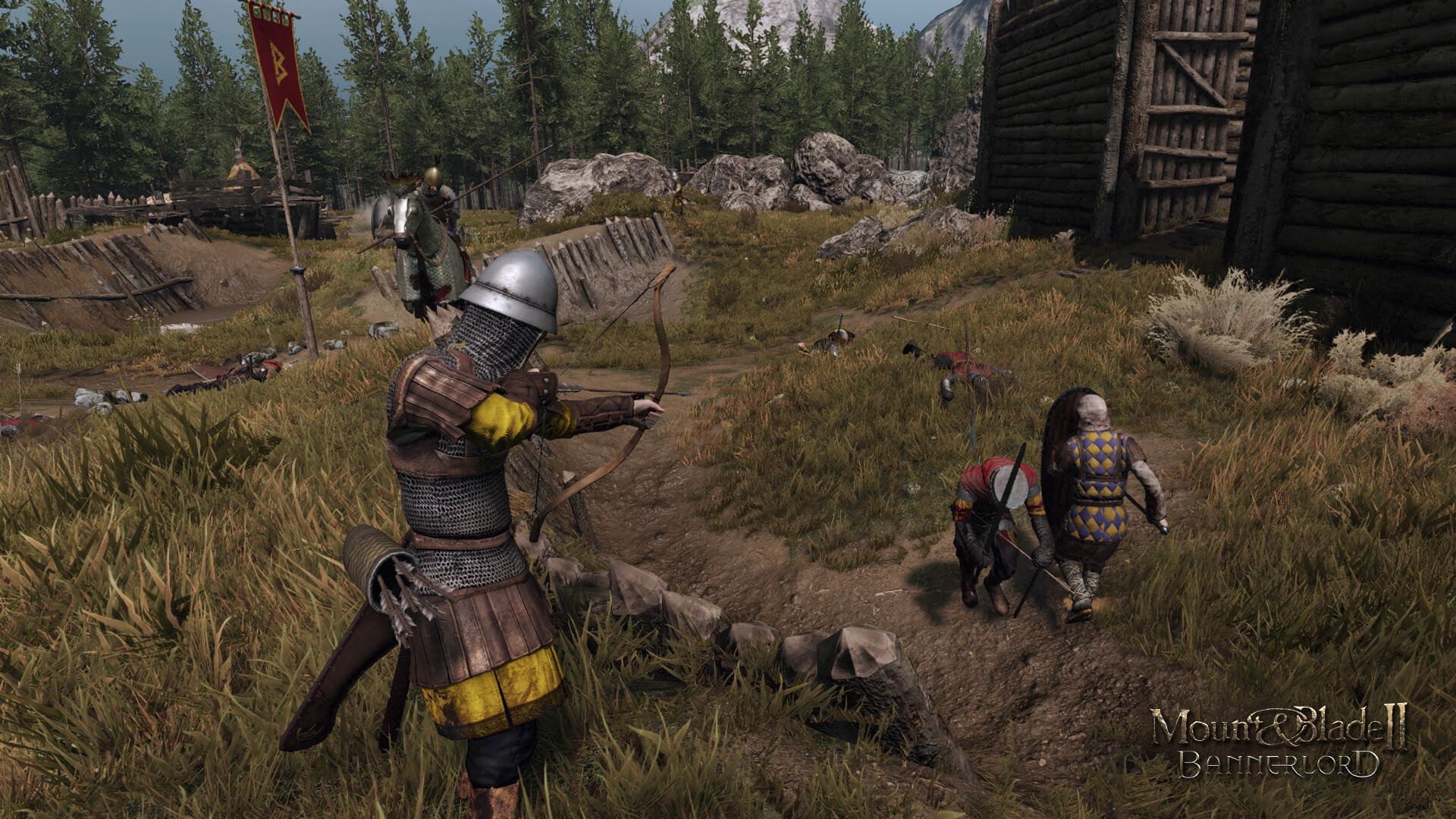 Mount and Blade: Bannerlord 2 would be more epic if it came with a battle royale mode