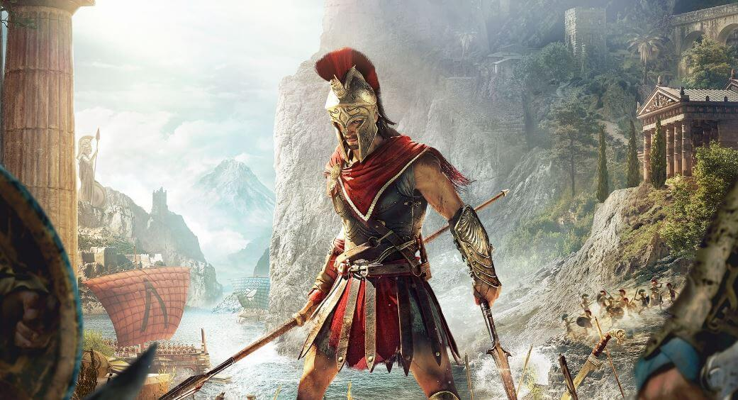 Assassin's Creed Odyssey was one of the top single player games this year