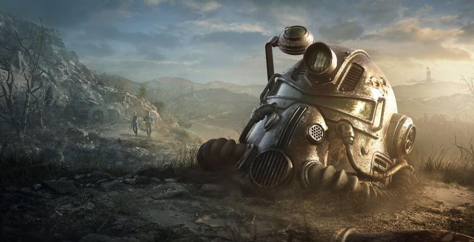 Fallout 76 is as toxic as its setting
