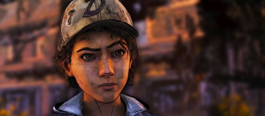 It's a good thing we'll see the end of Clementine's story