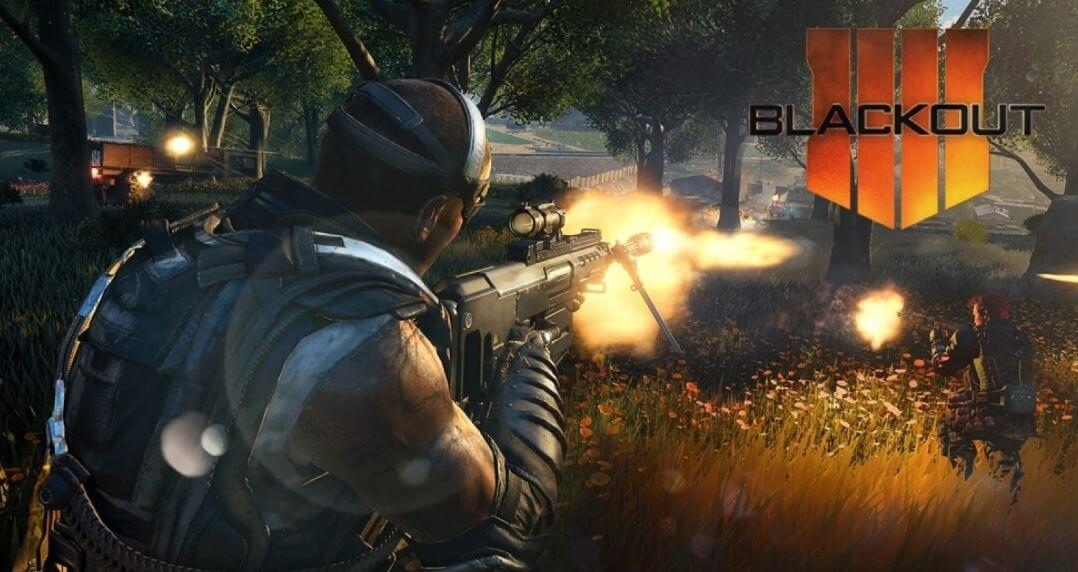 Blackout sets a standard for other games in the future