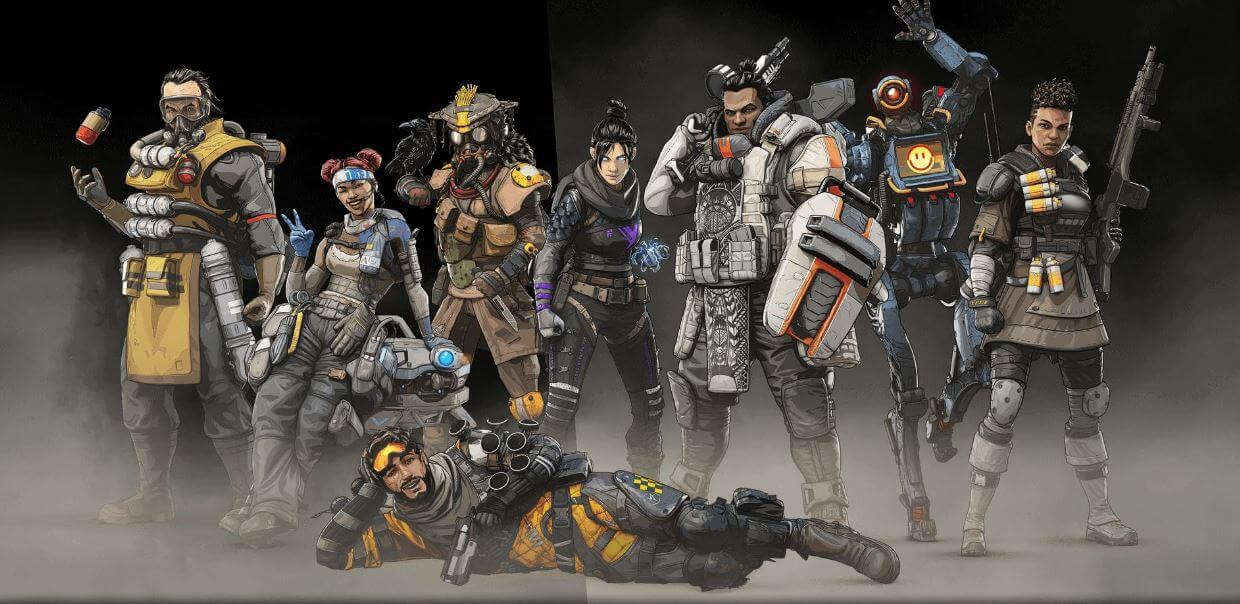 Apex Legends appeals to a vastly different audience