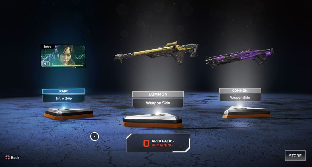 Apex Packs = best loot boxes today