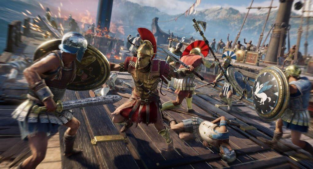 Games like Assassin's Creed Odyssey will be streamed
