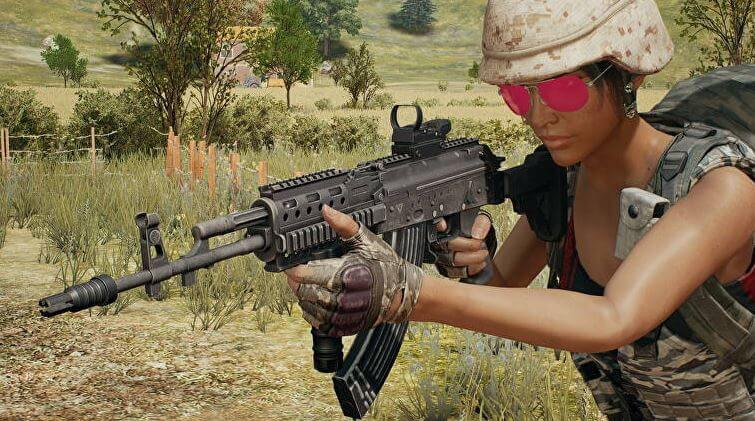 Knowing how to use guns will give you an advantage
