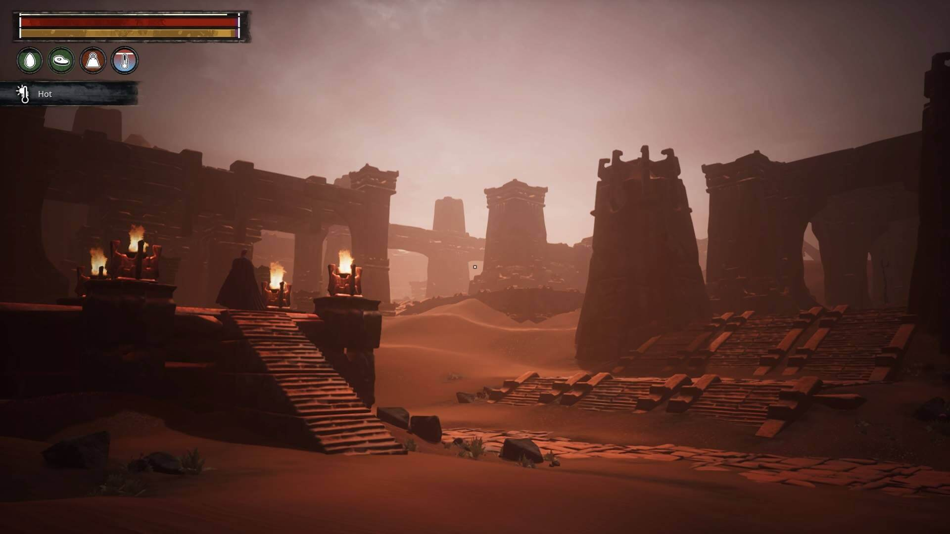 Conan Exiles' Unnamed City ruins