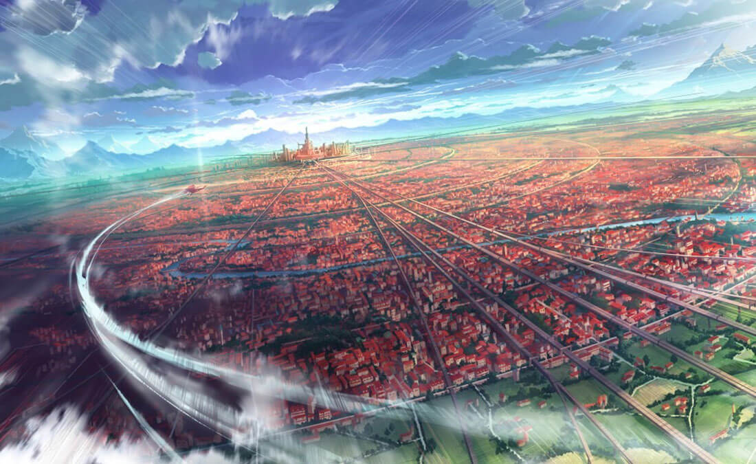 Heimdallr, an important setting in the Kiseki games
