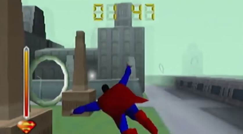 Superman 64: One of the worst games of all time