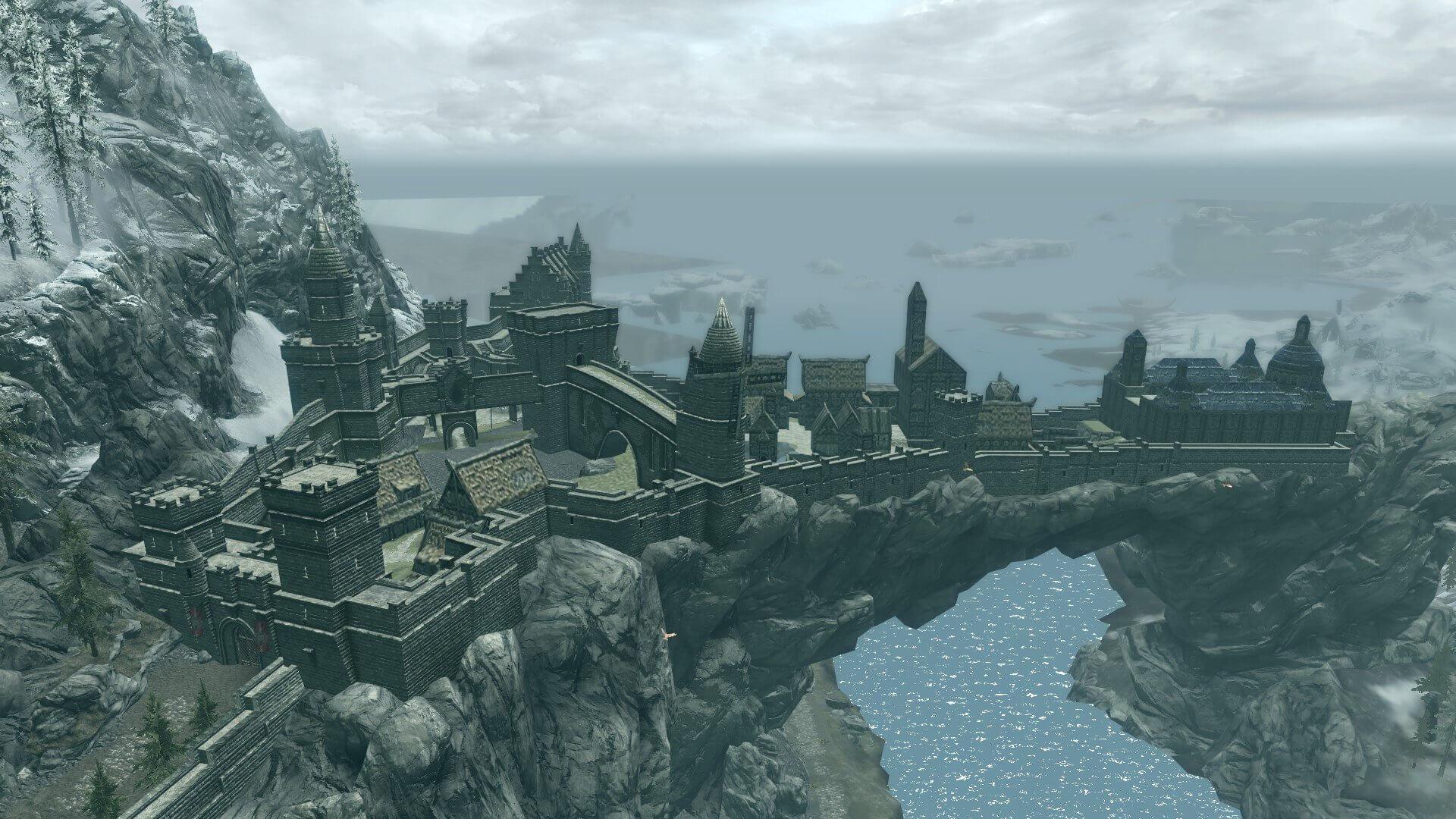 Solitude in Skyrim