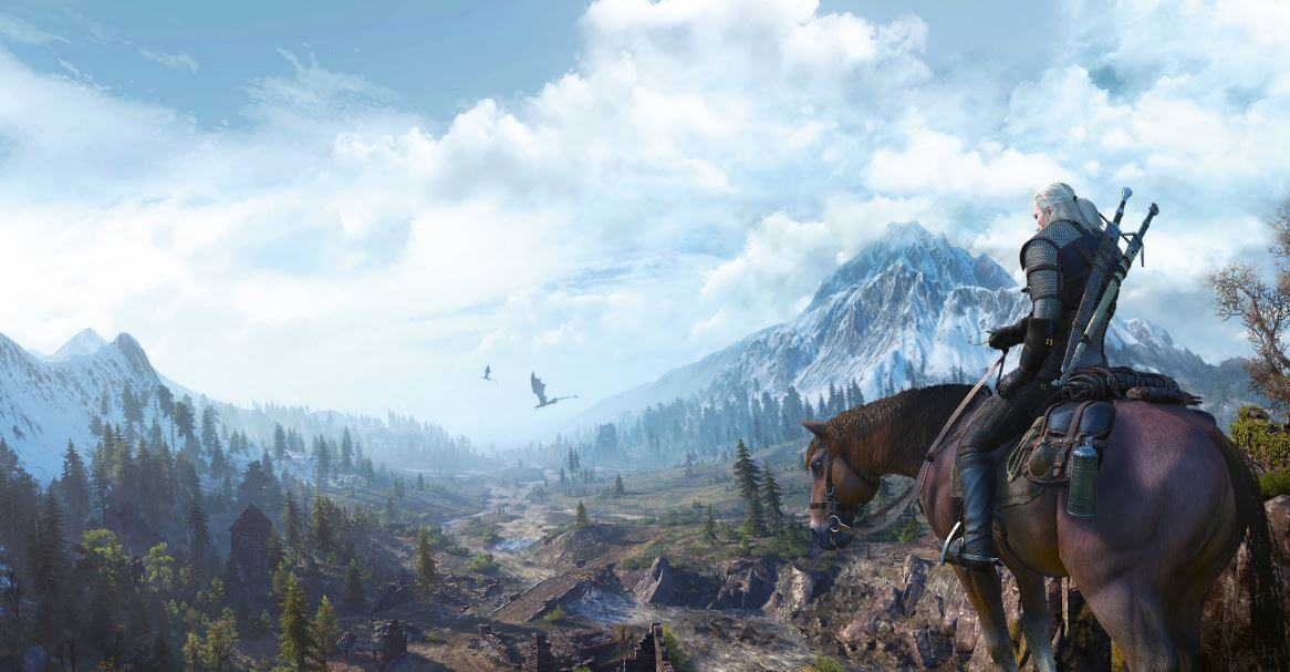 The world of Witcher III