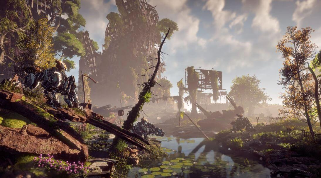Devil's Thirst in Horizon: Zero Dawn