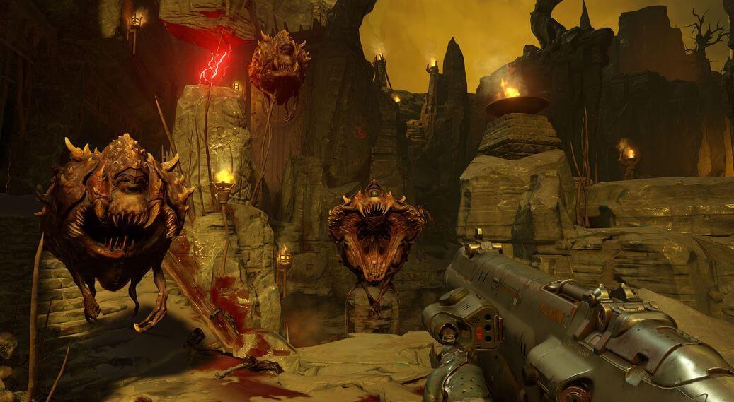 Doom 2016 remake