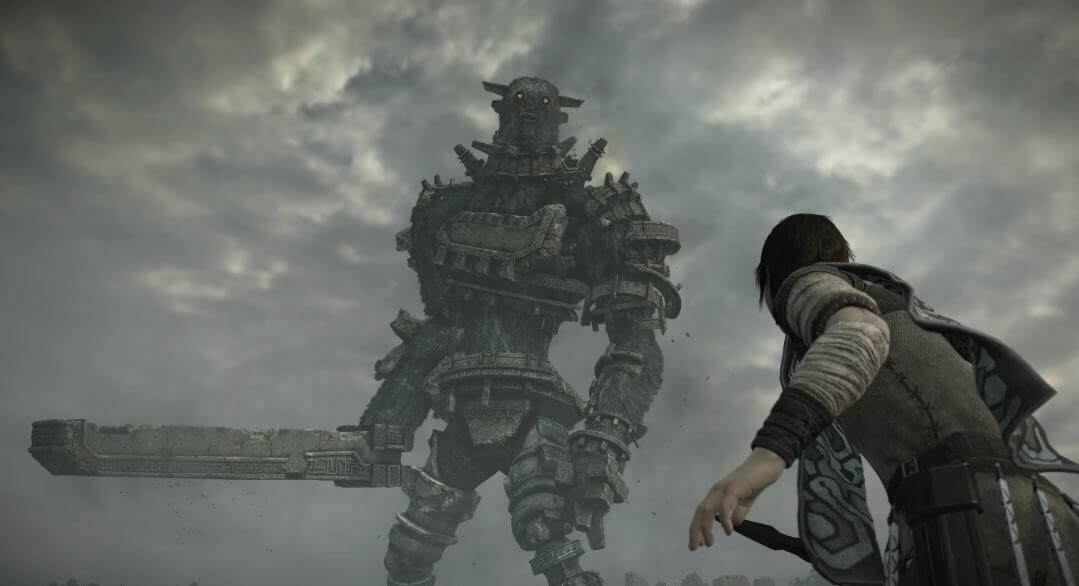 Shadow of the Colossus PS4
