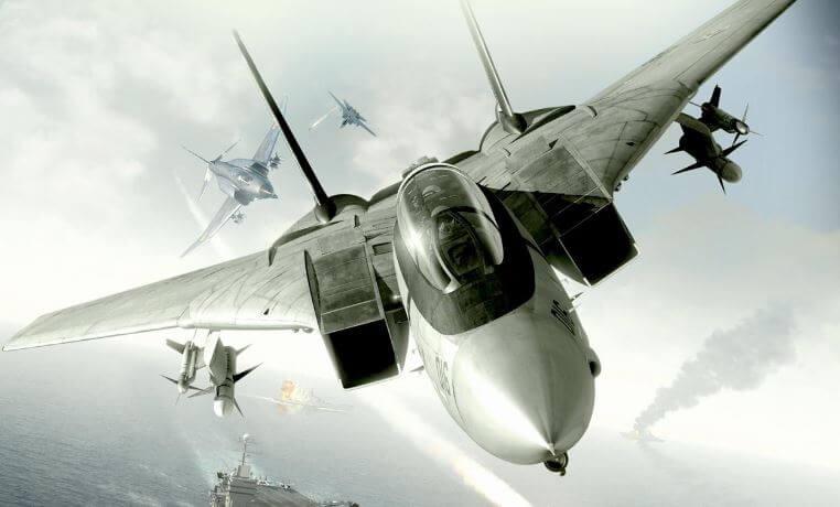 F-15 in Ace Combat 5