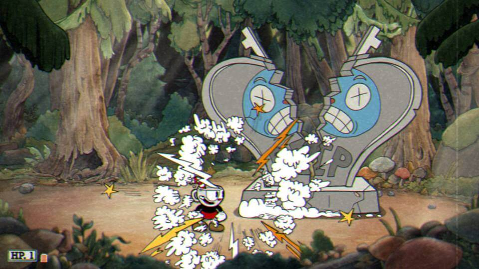 Cuphead on the Switch is a perfect port