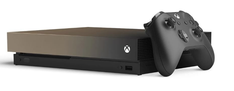 A new Xbox with better exclusives would be great