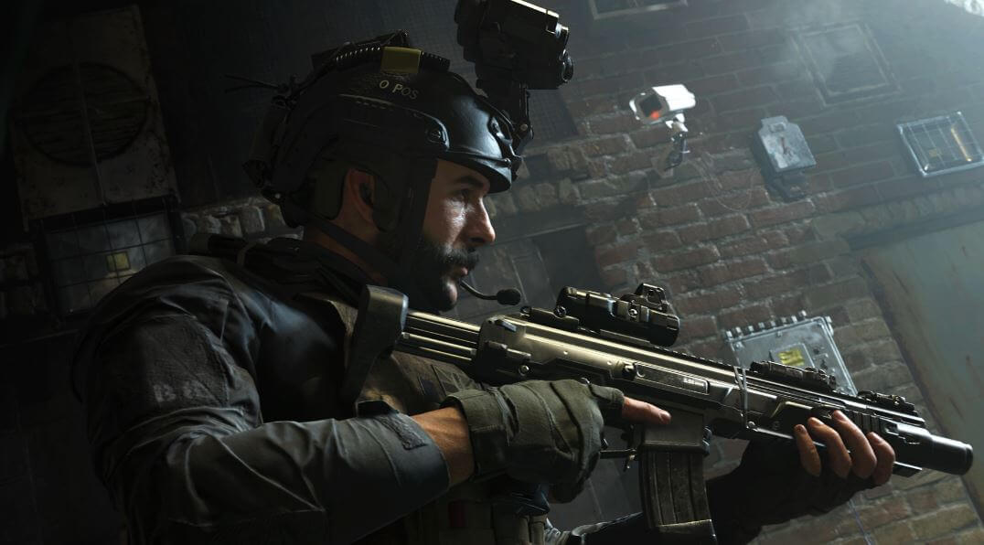 The all-new Captain Price