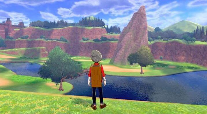 Can't wait to explore the Galar region!