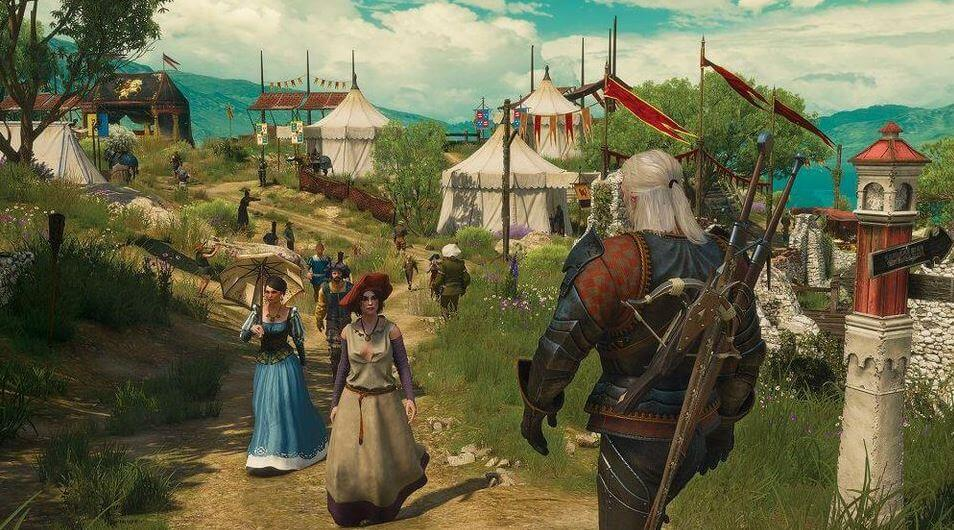 Would be great to play The Witcher III in 60 FPS