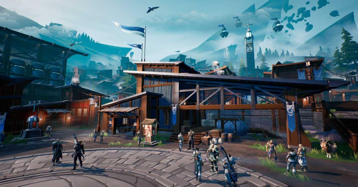 If games like Dauntless can go crossplay, other games can
