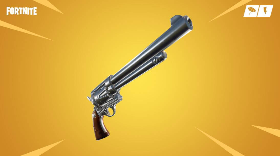 Six Shooter in Fortnite